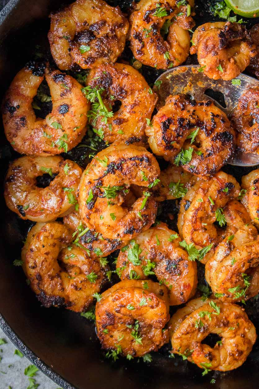 How to Make Blackened Shrimp