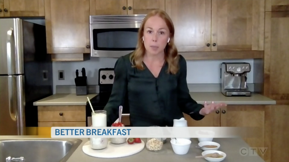 Breakfast Better Board with Stephanie Kay