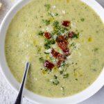 Broccoli Potato Soup Recipe