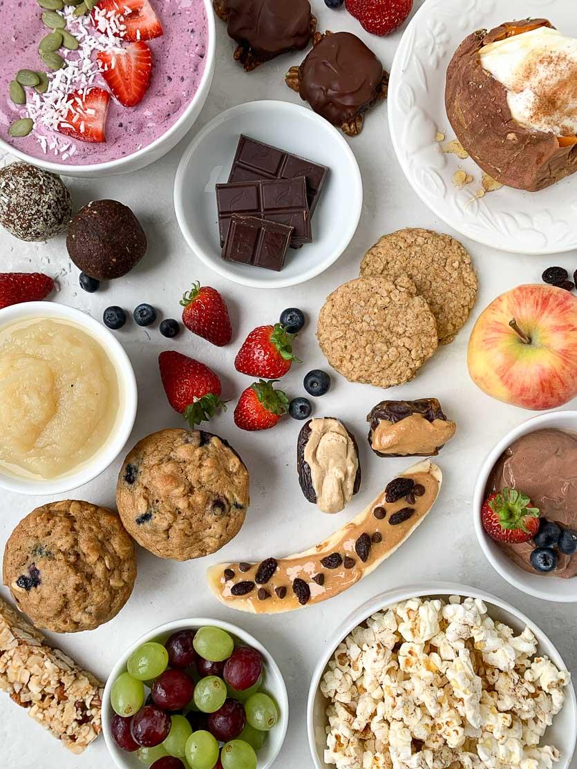 Healthy Sweet Snacks