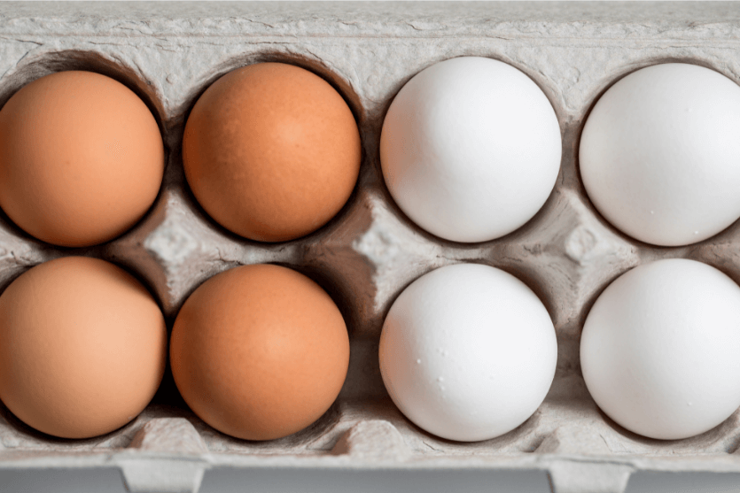 Brown Eggs vs. White Eggs: Which is Healthier?