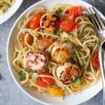 Scallop Pasta Recipe