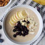 Creamy Buckwheat Porridge