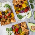Mexican Chicken Rice Bowls