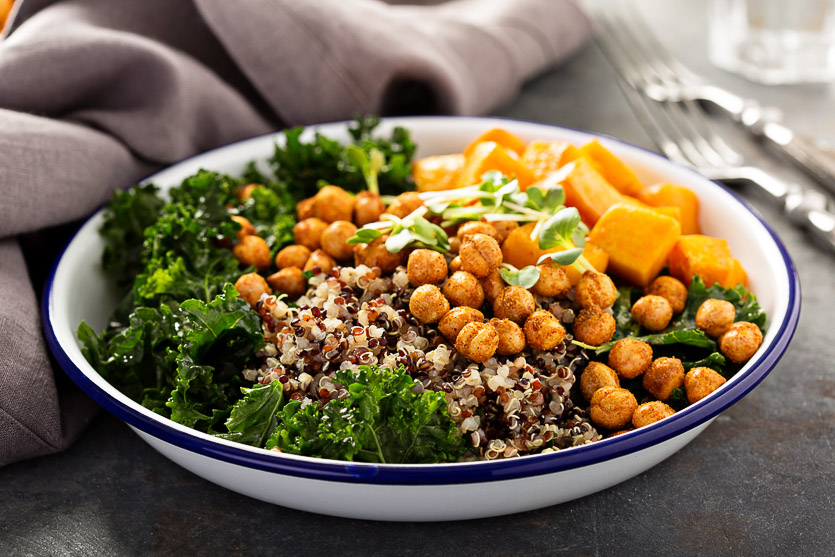 17 Ways to Add Protein to a Salad