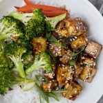 Tofu Broccoli Bowls
